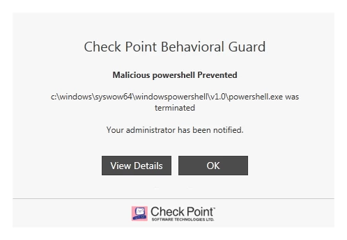 Behavioral Guard